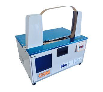 COM JD II 240 Tisch-Banderoliermaschine