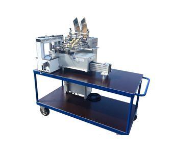 Vollautomatische Banderoliermaschine/ Banderolieranlage
